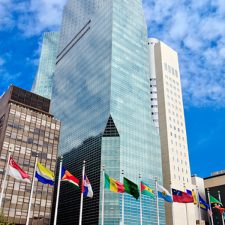 Hilton Secures Landmark Hotel In New York City With Opening Of Millennium Hilton New York One UN Plaza
