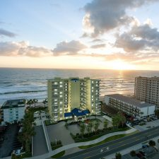 Construction Underway at The Aruba Condominium in Daytona Beach Shores