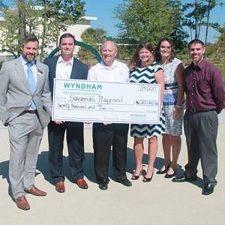 Wyndham VO Raises $20K to Benefit Savannah's Playground