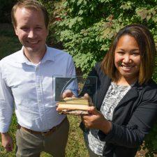 Prestigious CVOA Cornerstone Award Awarded to RTX