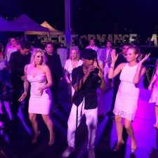 Ne-Yo Performs Private Concert at Vida Vacations Performance Awards