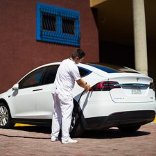 Tesla Chooses El Cid as the first Destination Charging Station in Mazatlán