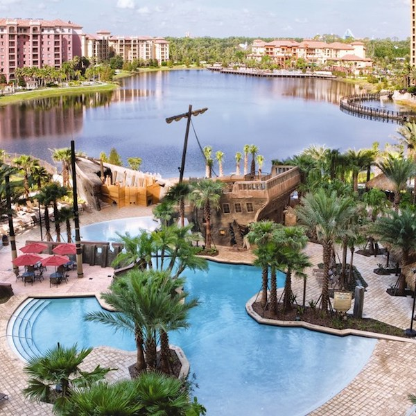 Wyndham Bonnet Creek Resort Named A Top 10 In Orlando By Readers Of Condé Nast Traveler Timeshare News Magazine