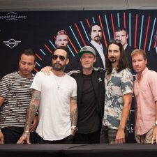 Backstreet Boys Rocked Moon Palace Cancun During Their First International 'Larger Than Life' Show