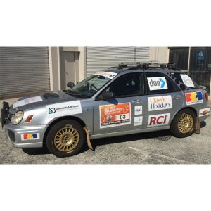 Team Classic in Pole Position as Lead Fundraiser for 2018 Great Endeavour Rally