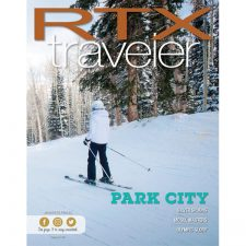 RTX Traveler Celebrates Its 20th Issue Highlighting Park City, Utah