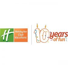 Holiday Inn Club Vacations Brand Celebrates 10 years by Giving Away 6-Day/5-Night Vacations to 10 Lucky Winners