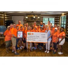 Holiday Inn Club Vacations Brand Donation to Easterseals Florida Supports Camp Challenge