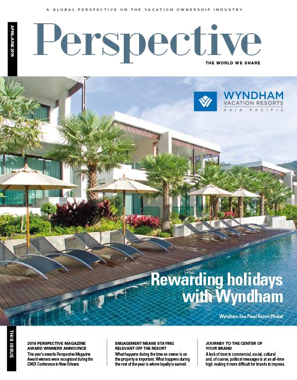 Perspective Magazine Apr - Jun 2016