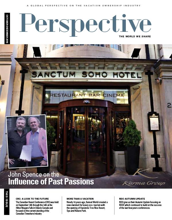 Perspective Magazine Oct - Dec 2017
