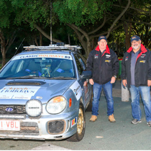 Team Classic Back to Fight Another Rally