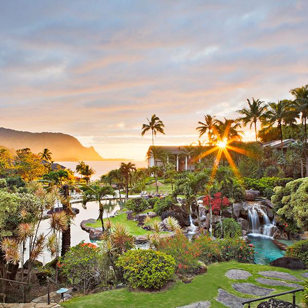 Hanalei Bay Resort, Grand Pacific Resorts