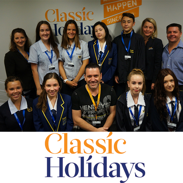 Work Inspiration Program, Classic Holidays