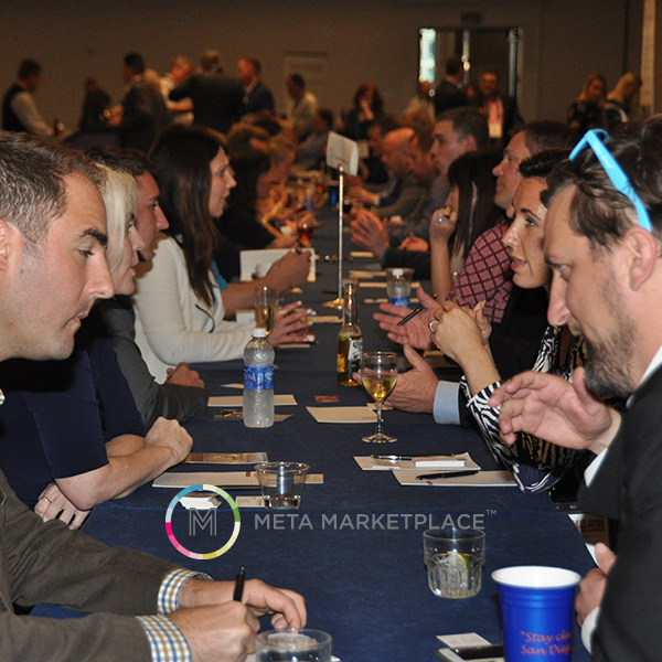 metamarketplace, Speed Networking, GNEX 2015