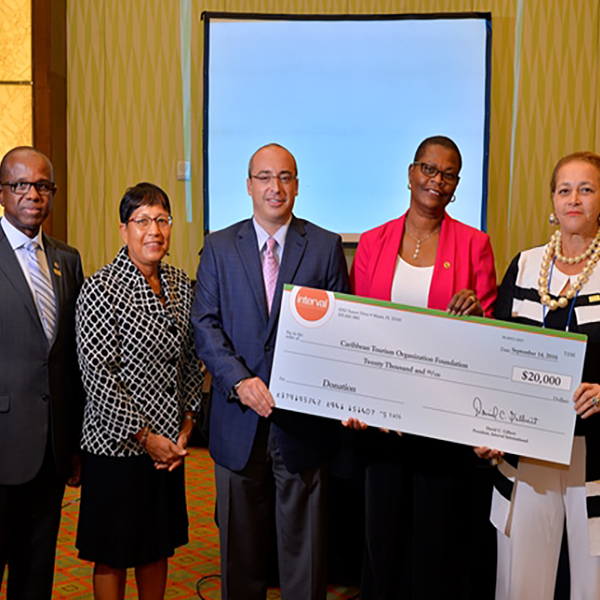 Interval International and Member Resorts Pay it Forward with More than $300,000 Donated Since 2000 to CTO Foundation in Support of Education