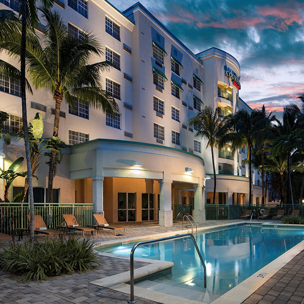 Hotel Rooms Near Fort Lauderdale Airport