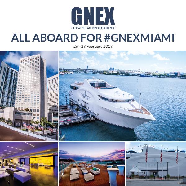 GNEX 2018 Conference - Miami