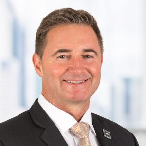 Barry Robinson, President and Managing Director, International Operations, Wyndham Vacation Clubs.