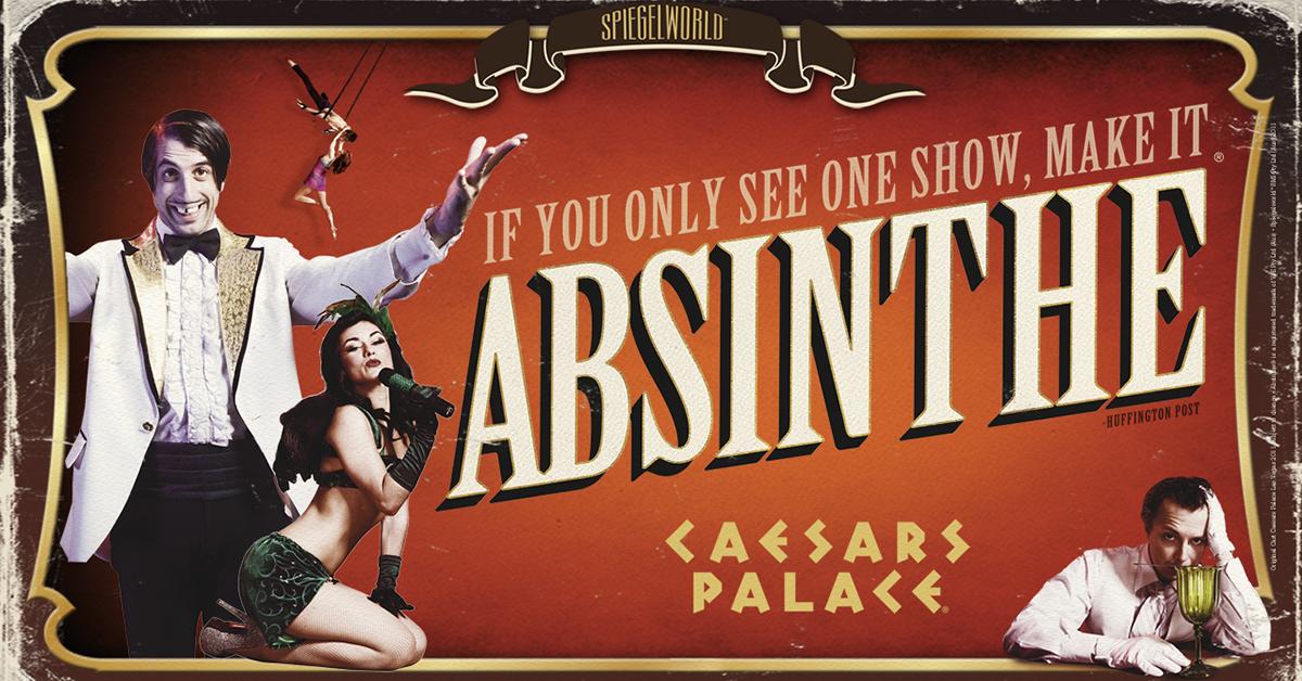 GNEX 2020 - Absinthe
