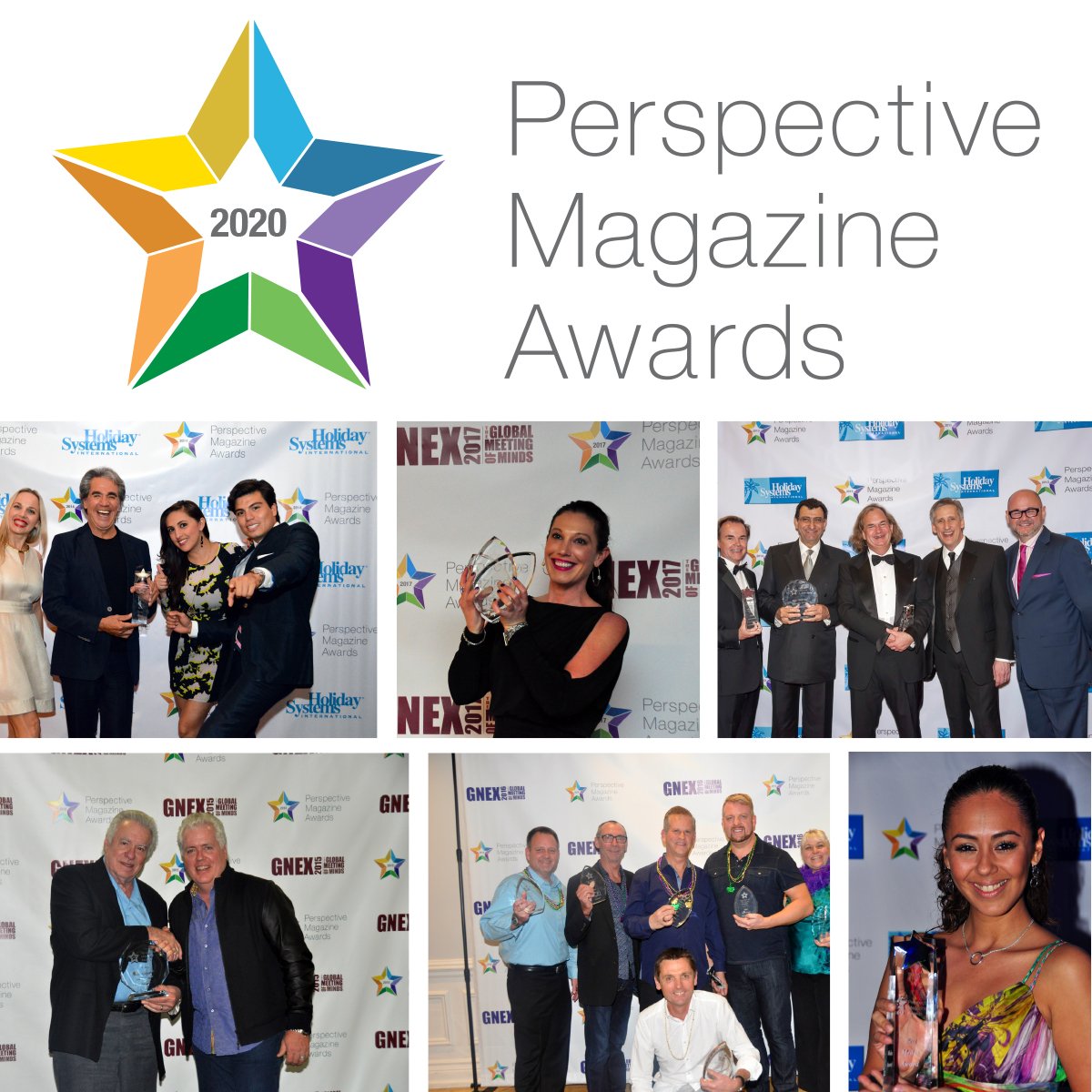 2020 Perspective Magazine Awards