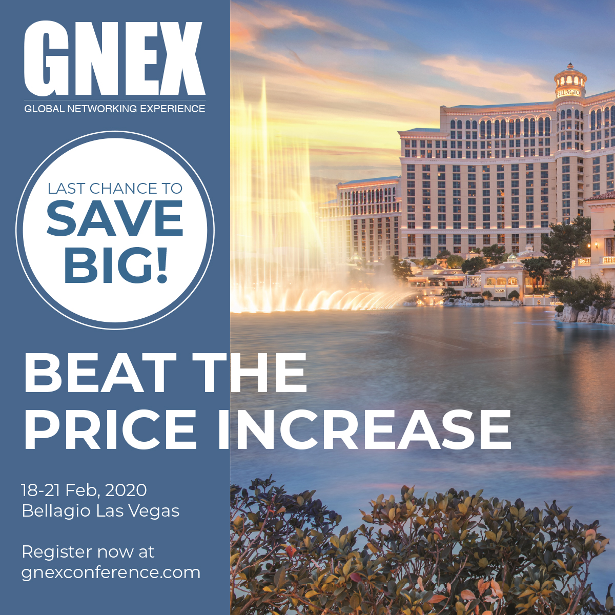 gnex-price-increase