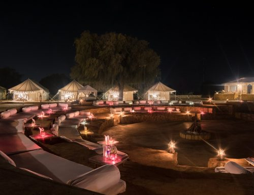 Discover Karma Golden Camp – Karma Group's new desert hotel in Rajasthan, India